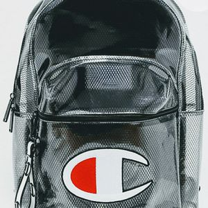 Champion Supercize Clear vinyl Backpack for Sale in Bridgeport, CT