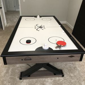 Commercial Air Hokey Plus Ping Pong for Sale in Columbia, SC