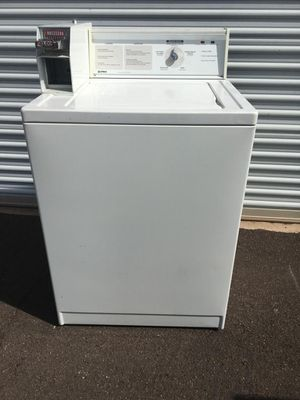 Kenmore commercial washer, in good condition everything works very well, no coin box, one month warranty, deliver available for Sale in Tempe, AZ