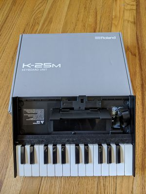 Roland Boutique K-25M keyboard for Sale in Claremont, CA