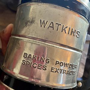 Vintage Flour Sifter | Watkins Spice & Flour Sifter | Baking Accessory for Sale in Los Angeles, CA