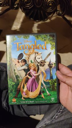 Tangled dvd for Sale in Chula Vista,  CA