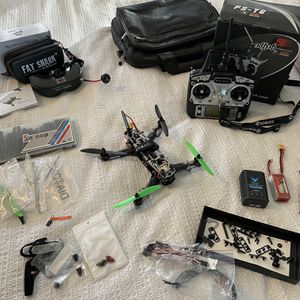 Blade 250 Carbon Frame Racing Drone with Accessories for Sale in Gilbert, AZ