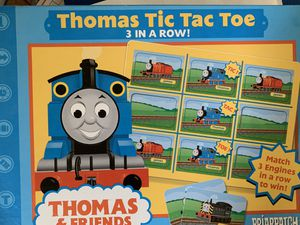 Thomas tic tac toe for Sale in Franklin, TN