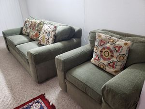 Chair and Sofa for Sale in Bellevue, WA