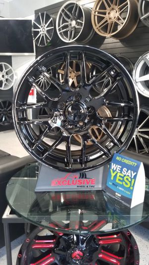 18x8 and 18x9 et35 5x120 BMW CSL style wheels fits 3 series rims wheels tires for Sale in Tempe, AZ