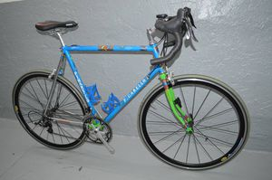 Beautiful Pinarello Treviso Vintage VERYLIGHT Sram Rival & Campagnolo for Sale in New York, NY