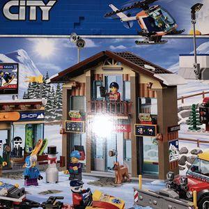 LEGO CITY Ski Resort for Sale in Albuquerque, NM