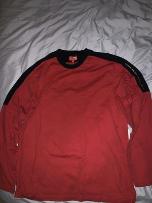 Supreme Red Longsleeve Size m for Sale in Longmont, CO
