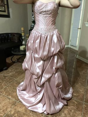 Vestido de Quinceanera Rosa - Pink Dress / Gown for Sale in Friendswood, TX