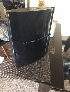 PS3 (2 USB ports, power cord, HDMI) for Sale in Las Vegas, NV