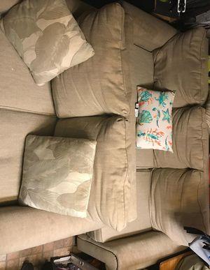 Sofa and love seat for Sale in Tamarac, FL