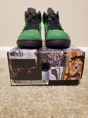 "Jordan 5 Retro, Apple Green ""Oregon"" for Sale in Columbia, SC"
