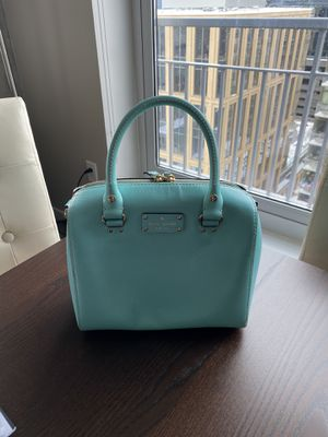 Kate Spade Turquoise Purse for Sale in Denver, CO