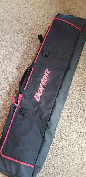 Burton snowboard bag for Sale in Mill Creek, WA