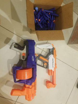 Nerf guns 2 items for Sale in Alexandria, VA