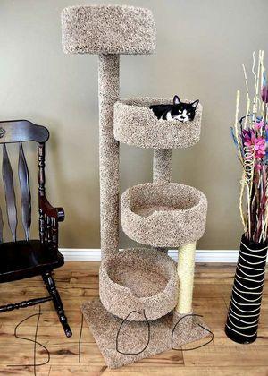 4 perch Cat trees/ cat stand triple perch/ cat house/ cat condos for Sale in Phoenix, AZ