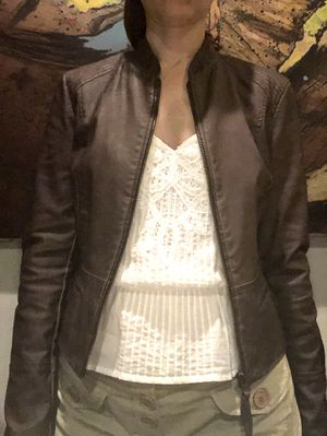 Dara Vegan Leather Jacket for Sale in Brooklyn, NY