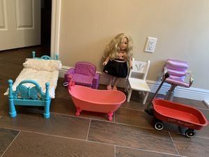 My generation doll and accessories for Sale in Temple Terrace, FL
