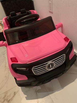 Baby Lucury Pink Car Electrical Power for Sale in Miami Beach, FL
