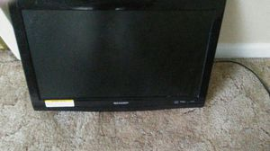 Sharp small flat television for Sale in Lawton, OK