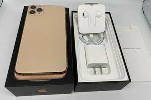 Apple iPhone 11 Pro Max - 512GB - Gold (Unlocked) A2161 (CDMA + GSM) for Sale in Tampa, FL