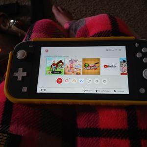 Nintendo Switch Lite for Sale in Dallas, TX