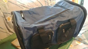 Blue duffle bag for Sale in Southington, CT