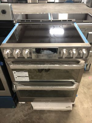 LG signature slide in range with double oven. NEW & DISCOUNTED 👌🏼 read description for Sale in Houston, TX