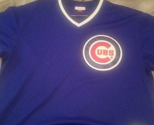Mitchell and ness cubs jersey xxl for Sale in Houston,  TX