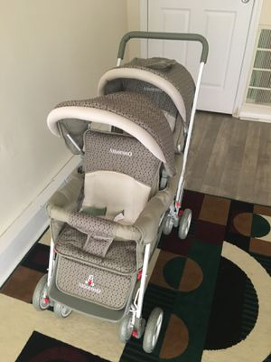 Double Stroller for Sale in Riverdale, GA
