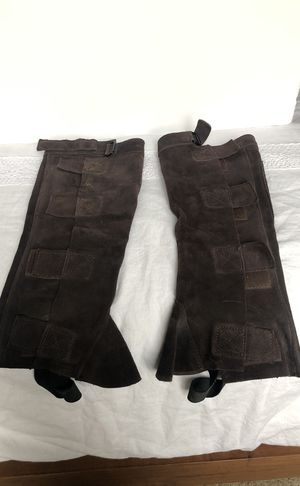 Used Riding Half Chaps for Sale in North Potomac, MD