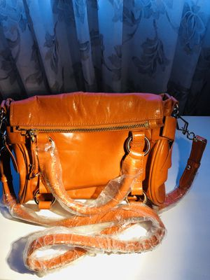 Cute orange bowknot bag for Sale in Anaheim, CA