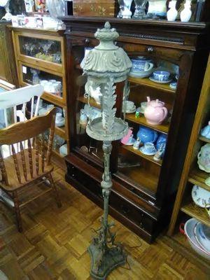 Vintage Gothic style decorative floor lamp for Sale in La Mesa, CA
