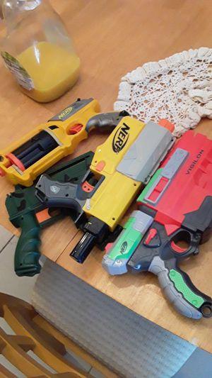 Nerf guns for Sale in Auburn, WA