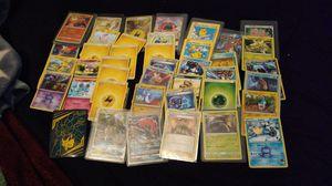 Pokemon cards 25, for Sale in Riverside, CA
