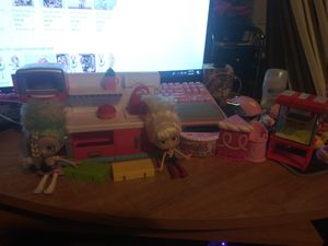 Shopkins lots of accesories for Sale in Holiday, FL