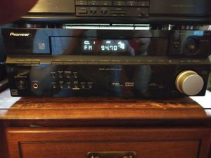 Pioneer audio multichannel reciever sx-218 and technics 200 watt 3 way speakers for Sale in St. Louis, MO