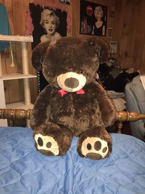 Large Teddy Bear for Sale in Durham, NC