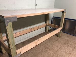 Hand made tool bench - priced to go! for Sale in Bethesda, MD