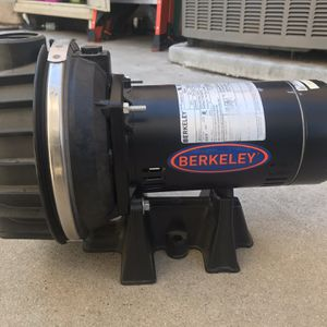 Sprinkler Pump, Berkeley for Sale in Murrieta, CA