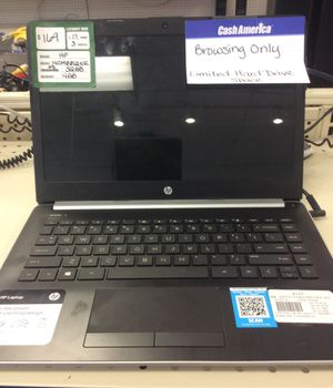 Hp laptop for Sale in Charlotte, NC