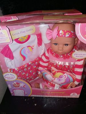 Soft doll set for Sale in Riverside, CA