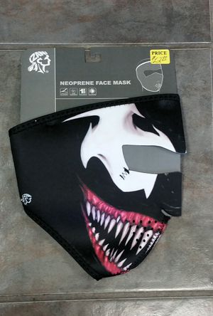 FACE MASK Zanhead New ALL RIDER GEAR for Sale in San Diego, CA