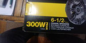 Kicker cs65 for Sale in Lynchburg, VA