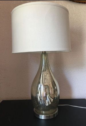Glass lamp for Sale in Garden Grove, CA