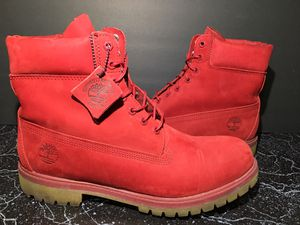Timberland mono red for Sale in Medley, FL
