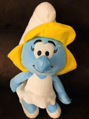 Smurfett plush doll for Sale in Providence, RI