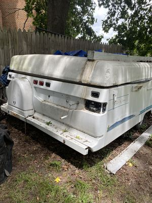 Pop up camper 95 project camper for Sale in Chesapeake, VA
