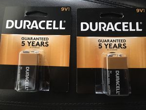 Duracell Batteries for Sale in Schaumburg, IL
